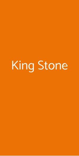 King Stone, Turi