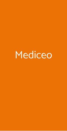 Mediceo, Pisa