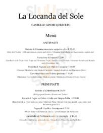 La Locanda Del Sole, Montecatini Val di Cecina