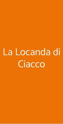 La Locanda Di Ciacco, Ruvo Di Puglia