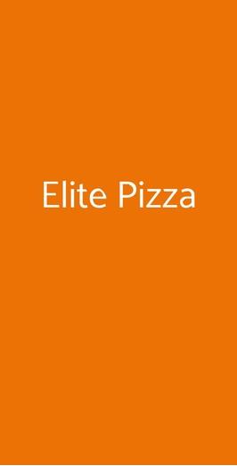 Elite Pizza, Bari