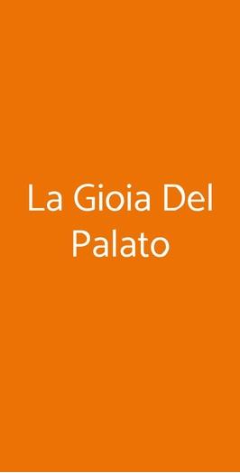 La Gioia Del Palato, Gioia del Colle