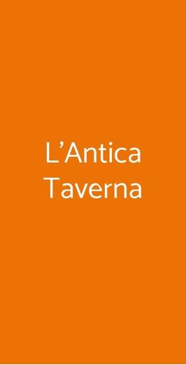 L'antica Taverna, Volterra