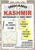 Kashmir, Como