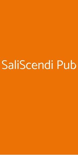 Saliscendi Pub, San Giuliano Terme