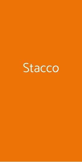 Stacco, Bari