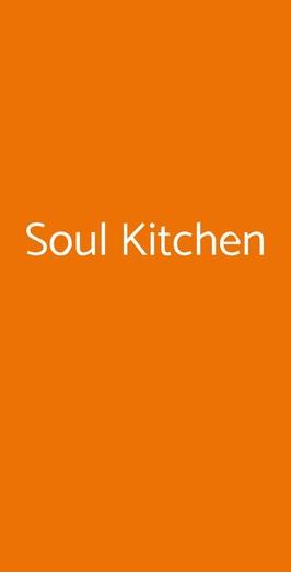 Soul Kitchen, Pisa