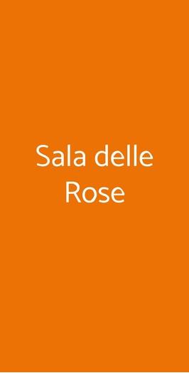 Sala Delle Rose, Palo del Colle
