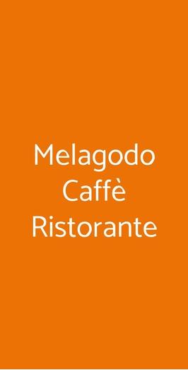 Melagodo Caffè Ristorante, Ponsacco