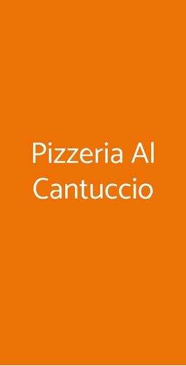 Pizzeria Al Cantuccio, Altamura