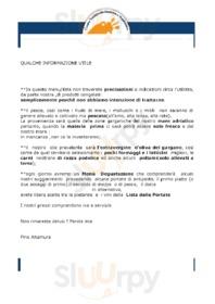 Locanda Maremagno, Bari