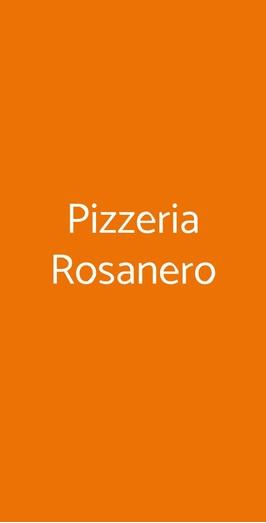 Pizzeria Rosanero, Cascina