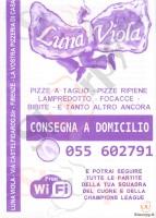 Luna Viola, Firenze