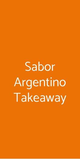 Sabor Argentino Takeaway, Castellanza