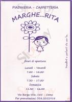 Marghe...rita, Como