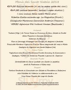 Ristorante Pizzeria La Mimosa, Gallarate