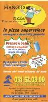 Mangio Pizza, Bologna