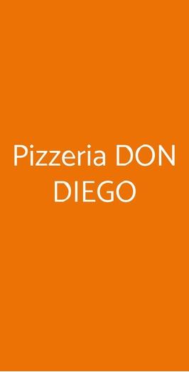 Pizzeria Don Diego, Gemonio