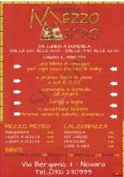 Mezzo Metro, Novara