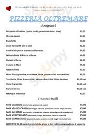 Pizzeria Oltremare, Giovinazzo