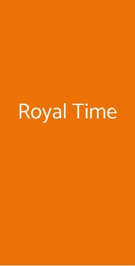 Royal Time, Gravina in Puglia