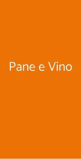 Pane E Vino, Somma Lombardo