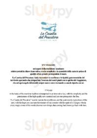 La Casetta Del Pescatore - Bistrot Sul Mare, Polignano a Mare
