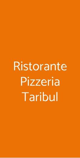 Ristorante Pizzeria Taribul, Malgesso