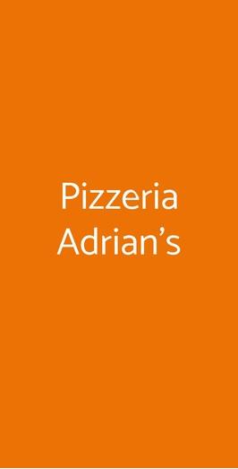 Pizzeria Adrian's, Bari