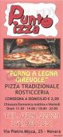 Punto Pizza, Novara