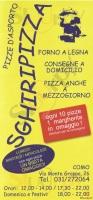Sghiripizza, Como
