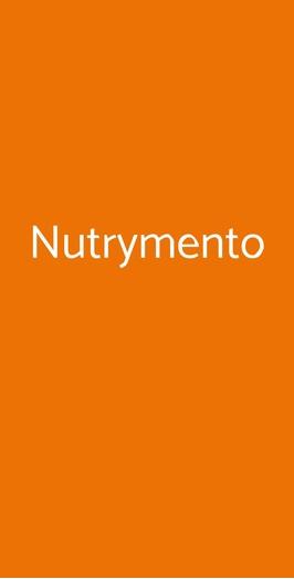 Nutrymento, Varese