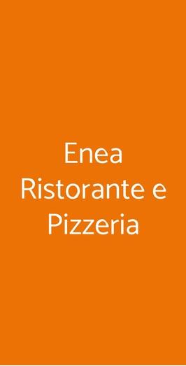 Enea Ristorante E Pizzeria, Varese