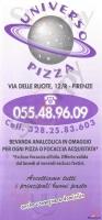 Universo Pizza, Firenze