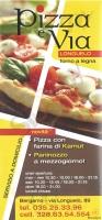 Pizza E Via, Bergamo