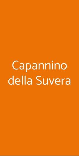 Capannino Della Suvera, Casole d'Elsa