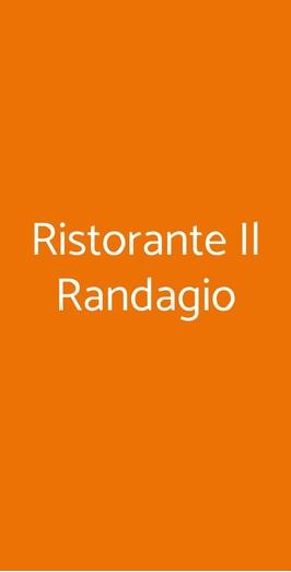 Ristorante Il Randagio, Bologna