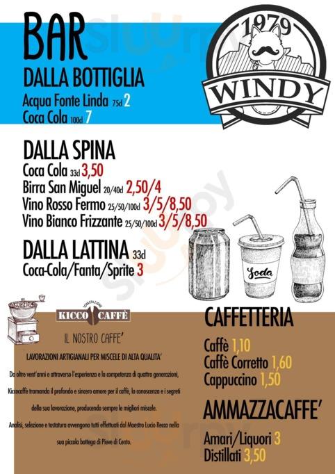 Ristorante Pizzeria Windy, Monghidoro