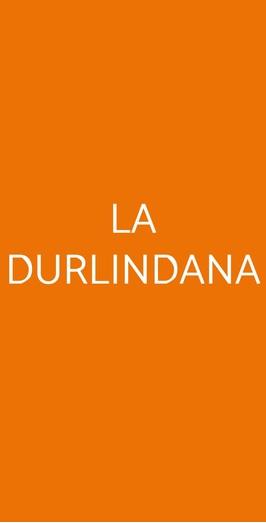 La Durlindana, Messina