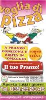 Voglia Di Pizza Di Iorio Esposito Augusto, Bergamo