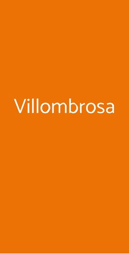 Villombrosa, San Salvatore di Fitalia