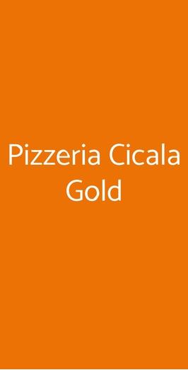 Pizzeria Cicala Gold, Messina