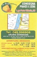 La Panzerotteria, Lungoadige Porta Vittoria, Verona