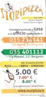 Sturipizza, Via Suardi, Bergamo