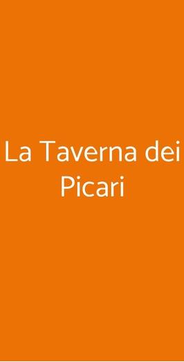 La Taverna Dei Picari, Bologna