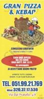 Gran Pizza & Kebap, Bologna