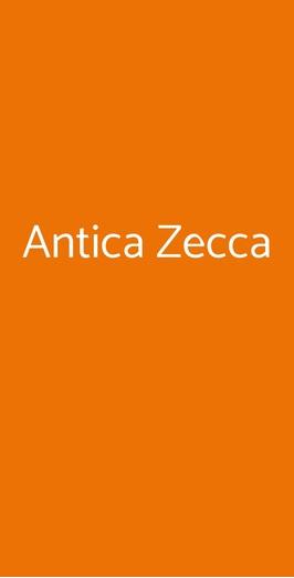 Antica Zecca, Ravenna