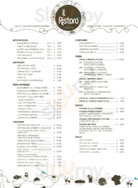 Menu Fresco Food Ristoro