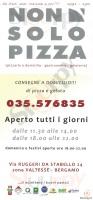 Non Solo Pizza, Bergamo