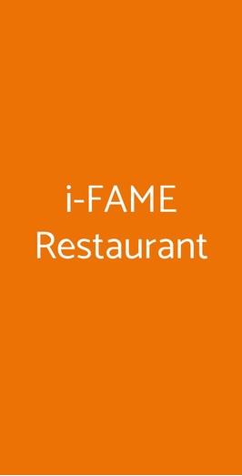 I-fame Restaurant, Rimini